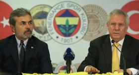 PFDK'dan, Aziz Yıldırım ve Aykut Kocaman'a ceza