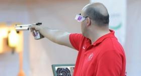 Paralimpik Atıcılık Dünya Kupası'nda altın madalya