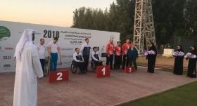 Paralimpik Atıcılık Dünya Kupası'nda bronz madalya