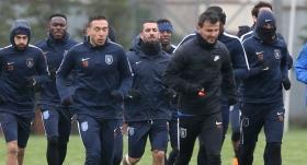 Başakşehir'de Akhisarspor maçı hazırlıkları