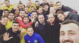 Fatsa Belediyespor, şampiyonluğunu ilan etti