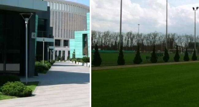 Krasnodar Daki Tesisler Goz Kamastiriyor Trt Spor Turkiye Nin Guncel Spor Haber Kaynagi