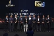 Spor İstanbuldan TRTSPORa ödül