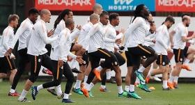 Galatasaray'da 4 isim Alanya maçı kadrosunda yok