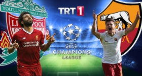 Liverpool - Roma maçı TRT 1'de