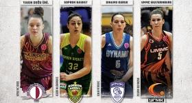 Kadın basketbolunun 1 numarası belli oluyor