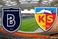 Medipol Başakşehir - Kayserispor maç sonu