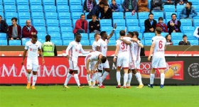 Trabzonspor'a evinde Sivasspor şoku!