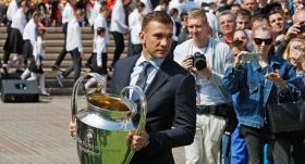 VİDEO | Şampiyonlar Ligi Kupası Kiev'e ulaştı