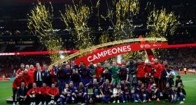 İspanya'nın 'Kral'ı Barcelona!