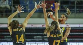 Natalia Pereira, Fenerbahçe'den ayrıldığını açıkladı