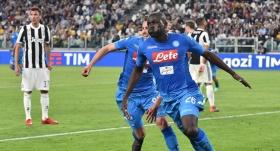 Napoli, Juventus'u son dakikada yıktı
