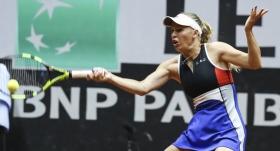 Wozniacki, 1. turu rahat geçti