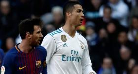 Messi, Ronaldo'ya fark attı