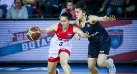 Çukurova Basketbol seride öne geçti