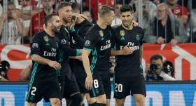 Real Madrid evine avantajlı dönüyor