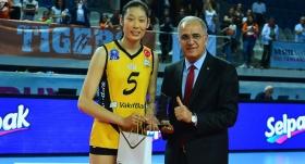 Final serisinin MVP'si Ting Zhu