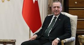 Cumhurbaşkanı Erdoğan, Arslan'ı tebrik etti
