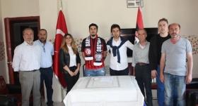 Luka Guguchia Bartınspor'da