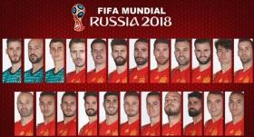 İspanya'nın Dünya Kupası kadrosu belli oldu