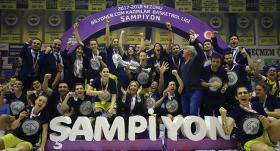 TBF'den Fenerbahçe'ye tebrik