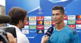 Ronaldo, Liverpool'un ileri üçlüsü için uyardı