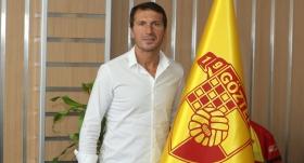 Göztepe'nin 28. teknik direktörü Bayram Bektaş