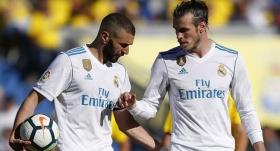 Bale ve Benzema'dan TRT'ye Liverpool yorumu