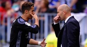 Zidane: Ronaldo böyle maçlar için yaşıyor