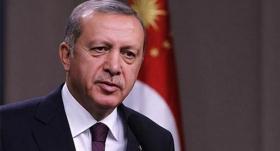 Erdoğan'dan Mustafa Cengiz'e kutlama