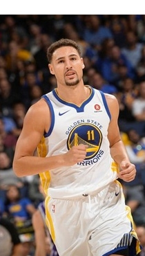 Warriors'ı Klay Thompson sırtladı