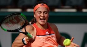 Roland Garros'ta Ostapenko şoku