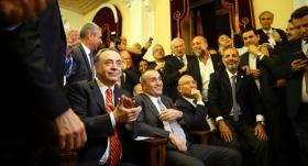 Galatasaray'da yönetimin önceliği transfer