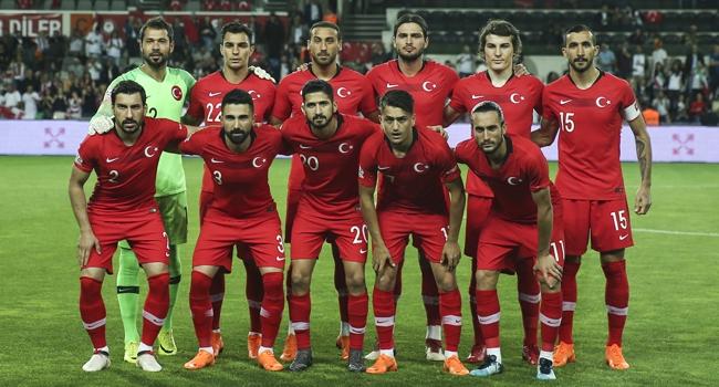 Türkiyə milli komandasının heyəti açıqlandı