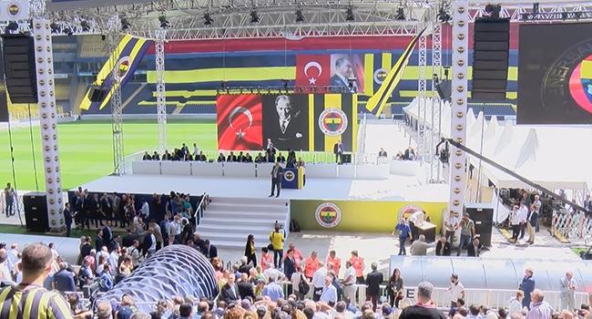 Kongre Günü Tek Aday Ali Koç | Fenerbahçe Kongre