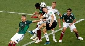 Almanya Meksika maç özeti 0-1