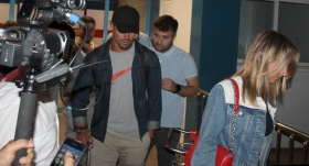 Yeni transfer Trabzon'a geldi