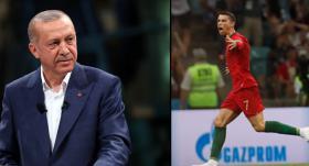 Erdoğan'dan Dünya Kupası yorumu ve Ronaldo'ya övgü