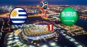 Uruguay ile Suudi Arabistan 3. kez karşı karşıya