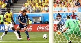 Kolombiya Japonya maç özeti: 1-2