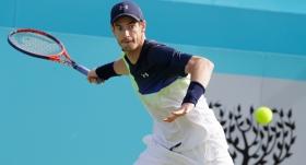 Andy Murray kortlara döndü