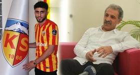 """""""Hem Kayseri'ye hem de Türk futboluna kazandırdık"""""""