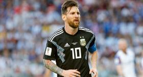 Messi'ye annesinden destek