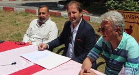 Samsunspor, Taner Taşkın ile sözleşme imzaladı