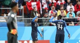 Fransa Peru maç özeti 1-0
