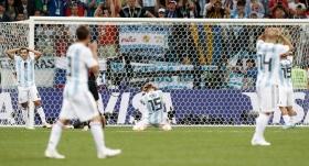 Hırvatistan, Arjantin'i yıktı