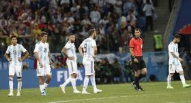 Arjantin Hırvatistan maç özeti 0-3