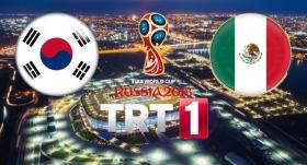 Güney Kore ile Meksika'nın 13. randevusu