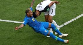 """Neymar'ın penaltısına engel """"VAR"""""""
