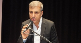 Elazığspor'un yeni başkanı Hacı Murat Yümlü